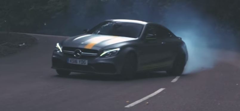 Auto Express – 2017 Mercedes-AMG C63 S Edition 1 Review – Video ...