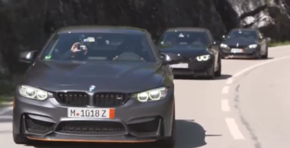 BMW M Cars European Tour with BMW M2 and M4 GTS (1)
