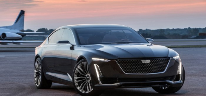Cadillac Escala Concept – Official – Video
