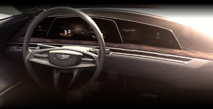Cadillac New Interior Design Concept Teaser (1)