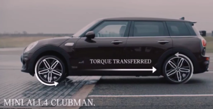 How The MINI Clubman All Wheel Drive System Works (1)