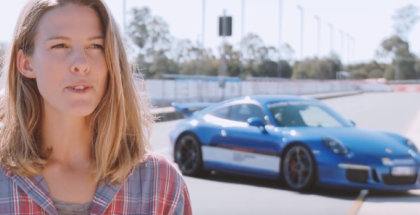 Porsche Sport Driving School With Olympic Gold Medalist Torah Bright (1)