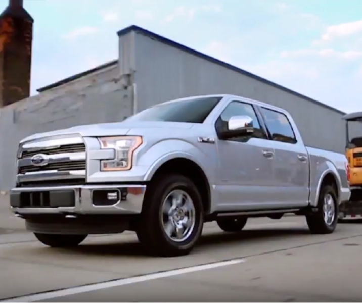 2016 ford f 150 towing capacity and technology video dpccars. Cars Review. Best American Auto & Cars Review