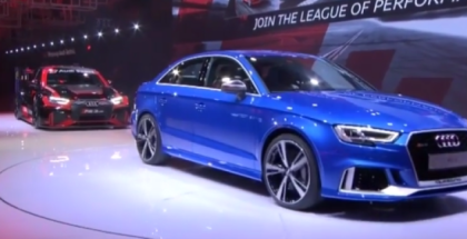 2017 Audi RS3 Sedan Unveiling (1)