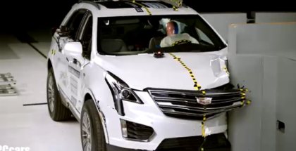 2017 Cadillac XT5 Crash Test (1)