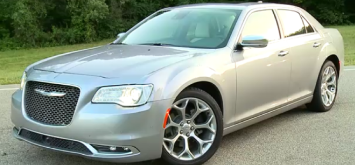 2017 chrysler 300c platinum video dpccars. Black Bedroom Furniture Sets. Home Design Ideas