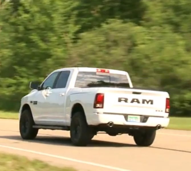 much like dodges incredibly successful ram rebel the ram 1500 night ...