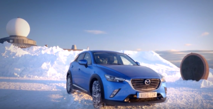 2017 Mazda CX-3 AWD Snow and Ice Capabilities (1)