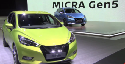 2017 Nissan Micra Unveiling, Test Drive, and Interior (1)