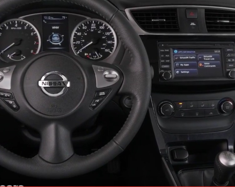 2017 Nissan Sentra SR Turbo Test Drive and Interior ...