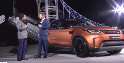 2018 Land Rover Discovery Unveiling (1)