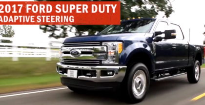 Adaptive Steering on 2017 Ford Super Duty (3)
