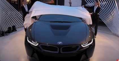 BMW i8 and i3 Garage Italia CrossFade (2)
