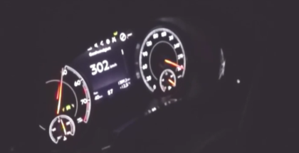 Bentley Bentayga Top Speed Run (1)