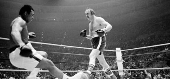 Cadillac – Chuck Wepner vs Muhammad Ali – Video