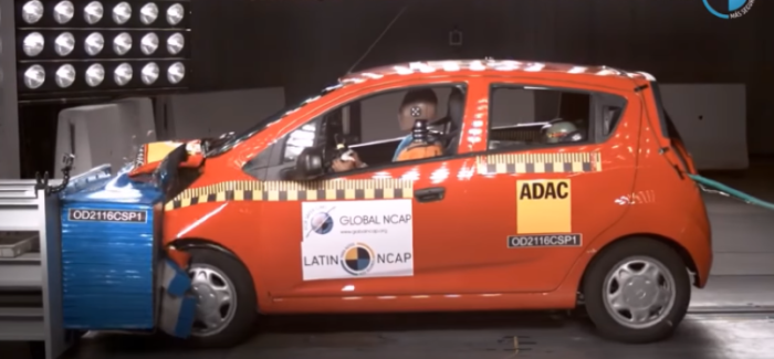 Crash Testing Video Dpccars