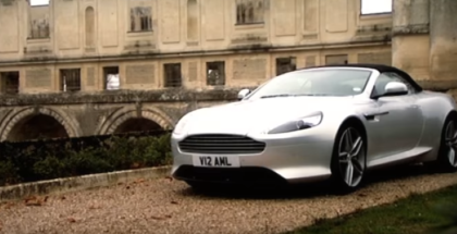 Fifth Gear Aston Martin Virage Volante Review (1)