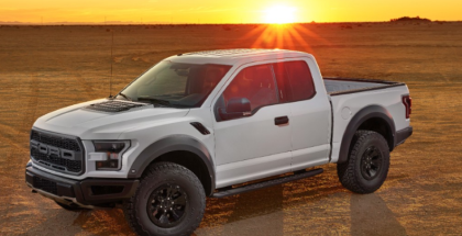 Ford Confirms 450HP And 510 lb-ft V6 Turbo For 2017 Ford F-150 Raptor