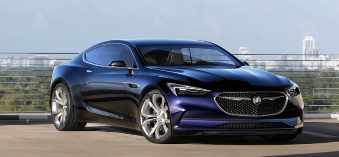 Full Version – Buick Avista Concept – Video