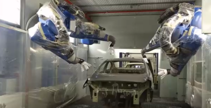 Kia Mexico Manufacturing Plant - stamping, body welding, paint, and assembly (1)
