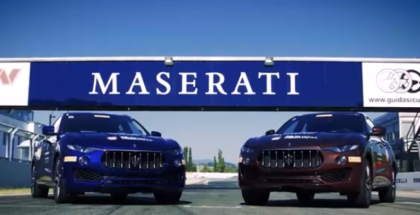 Master Maserati Levante Performance Driving (1)
