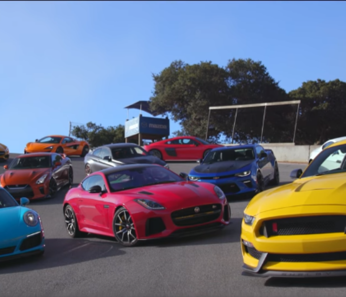 Motor Trend – Picking The 2016 Motor Trend Best Driver's