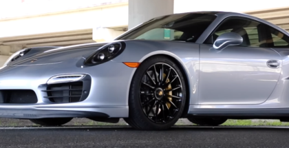 Street Race - Porsche 991 Turbo vs Other Fast Cars (1)