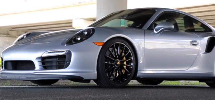 Street Race Porsche 991 Turbo Vs Other Fast Cars Video