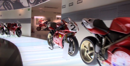 The new Ducati Museum (1)