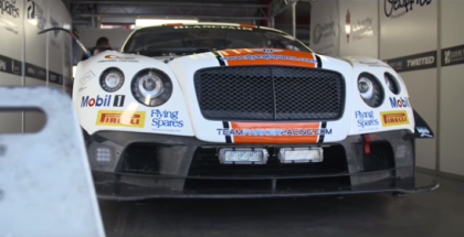 Top Gear - Bentley Continental GT3 At Spa Review by Chris Harris (1)