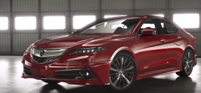 2017 Acura TLX GT Package and TLX (1)