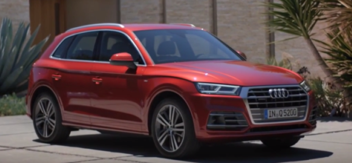 Audi Q Official Extended Commercial Trailer Video DPCcars - Audi official
