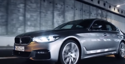 2017 BMW 5 Series Official Commercial (1)