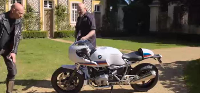 2017 BMW R nine T Racer Review – Video