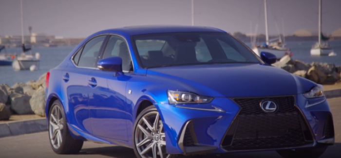 2017 Lexus Is 350 F Sport Video Dpccars
