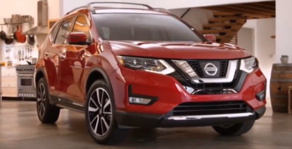 2017 Nissan Rogue Overview, Features, and Accessories (1)