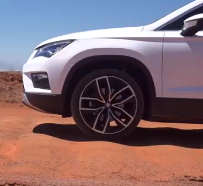 Bentley Says Its Suv Will Create A New Segment: 2017 Seat Ateca Extreme Off Road Testing – Video