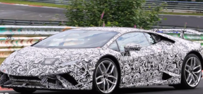 2018 lamborghini huracan superleggera. perfect lamborghini 2018 lamborghini huracan superleggera spied u2013 video and lamborghini huracan superleggera a