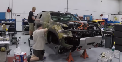 Chevrolet Colorado ZH2 Fuel Cell Assembly (1)