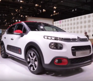 Citroen C3, C3 WRC, C4 Picasso, CXperience, e Mehari On Display In Paris (2)