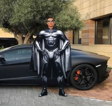 Cristiano Ronaldo And His Lamborghini Aventador Trolled