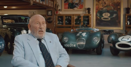Jaguar Racing History With Sir Stirling Moss (1)