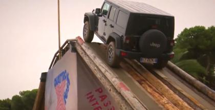 Jeep Off Road Demonstration At Carrara 4x4 Festival (1)