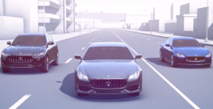 Maserati Driver Assistance Technology (1)