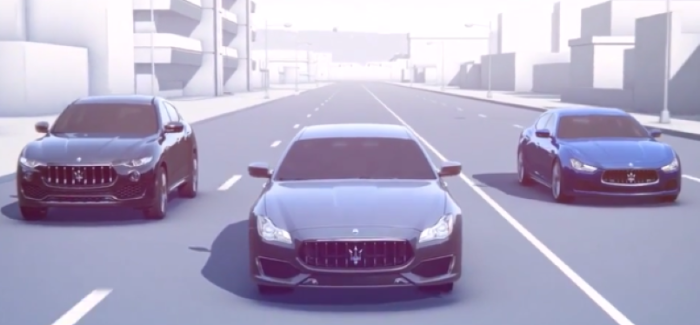 Maserati Driver Assistance Technology – Video