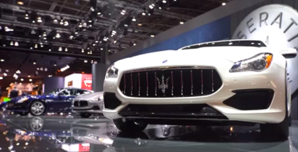 Maserati, Jeep, Alfa Romeo, Fiat at Paris Motor Show 2016 (1)