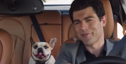 New Girl's Max Greenfield 2017 Buick LaCrosse Commercial (1)