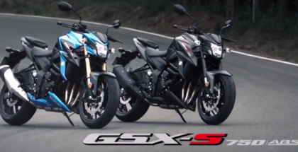 Suzuki Unleashed New Motorcycles Today Including GSX Models (1)