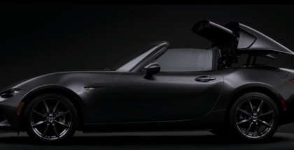 The All New 2017 Mazda MX 5 RF Commercial