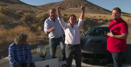 The Grand Tour With James Corden, Jeremy Clarkson, Richard Hammond, and James May (1)